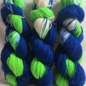 Cornwall - Handgefärbte Wolle