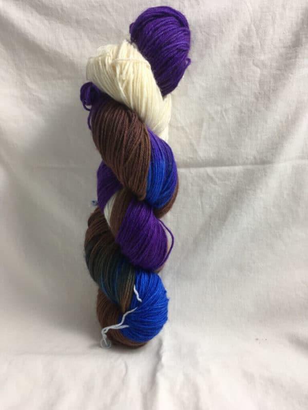 Experience - Handgefärbte Wolle