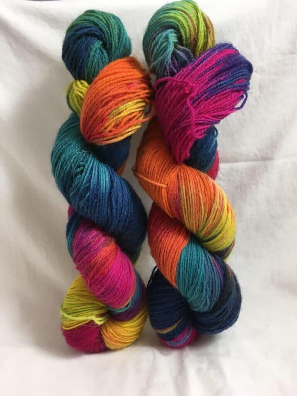 Honolulu - Handgefärbte Wolle