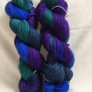 Maui - Handgefärbte Wolle