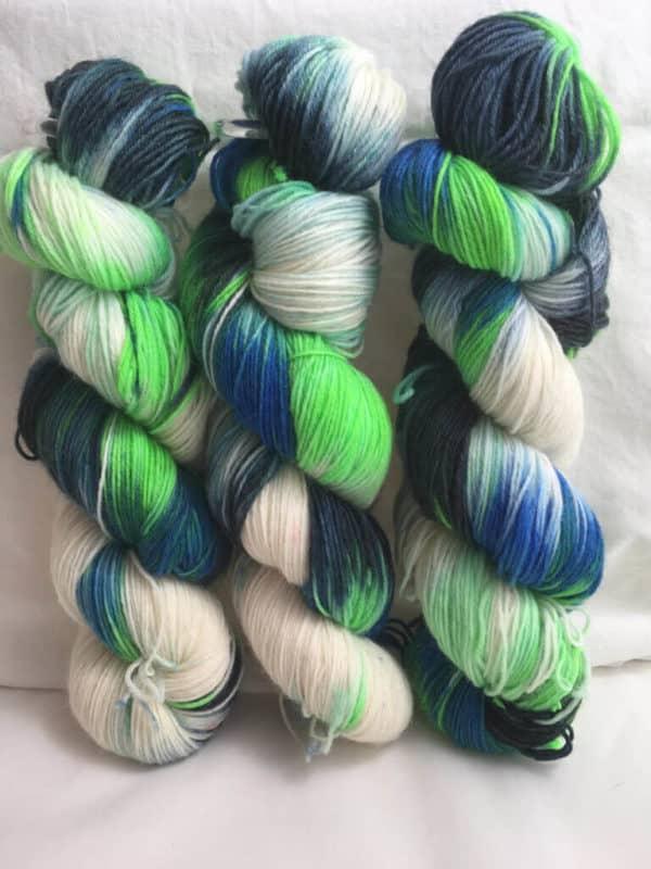 Jimmy - Handgefärbte Wolle
