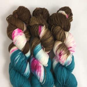 Harmony Sprinkle - Lanartus Merino Wolle