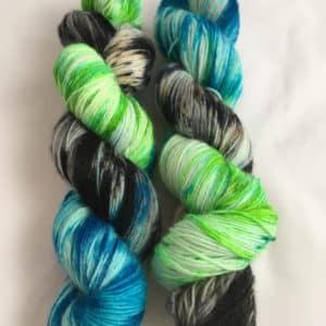 Covent Garden - Handgefärbte Wolle