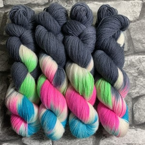 Handgefärbte Wolle Las Vegas – Classic gefärbte Wolle kaufen
