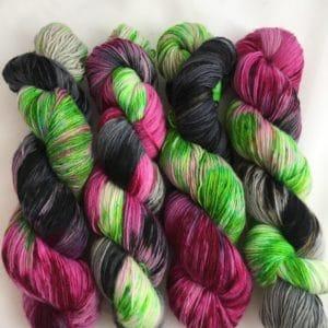 Camden Town - Handgefärbte Sockenwolle