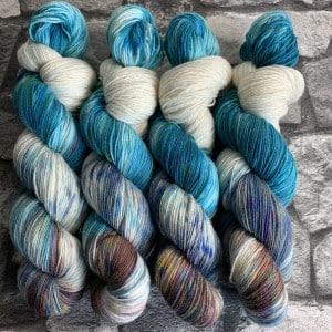 Handgefärbte Wolle Boyfriend – Classic gefärbte Wolle kaufen