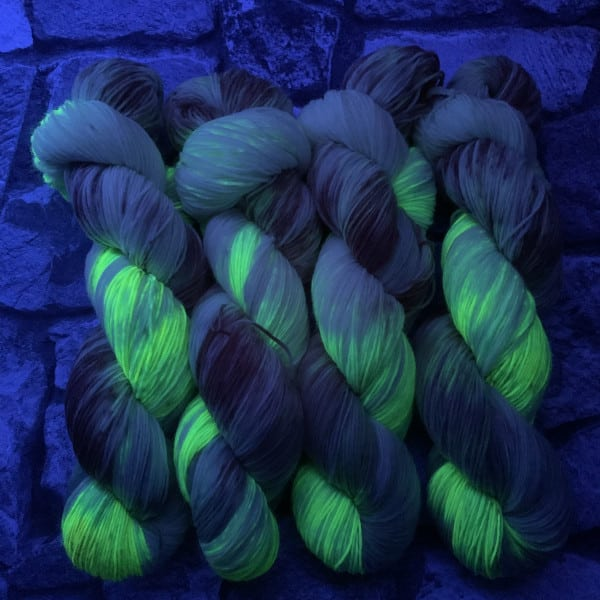 Handgefärbte Wolle Covent Garden – Classic gefärbte Wolle kaufen