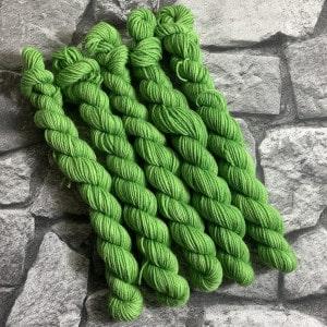 Handgefärbte Wolle Sean – Classic – Mini gefärbte Wolle kaufen