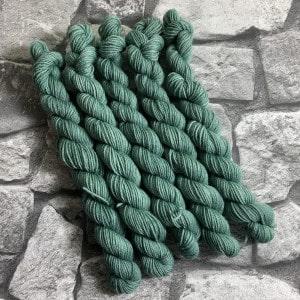 Handgefärbte Wolle Derek  –  Classic  –  Mini gefärbte Wolle kaufen