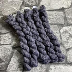 Handgefärbte Wolle Beagan –  Classic  –  Mini gefärbte Wolle kaufen