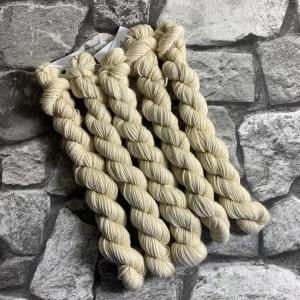 Handgefärbte Wolle Egge –  Classic  –  Mini gefärbte Wolle kaufen