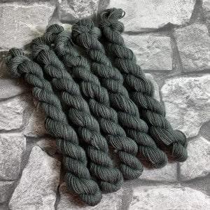 Handgefärbte Wolle Jake  –  Classic  –  Mini gefärbte Wolle kaufen