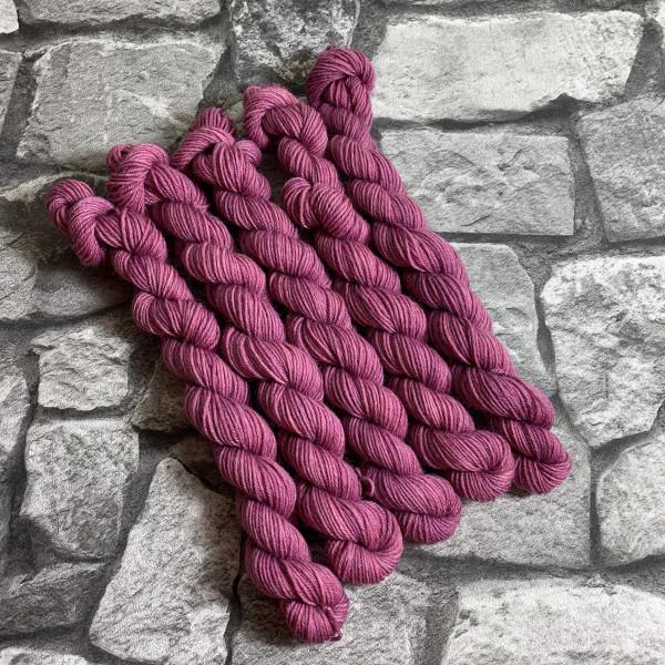 Handgefärbte Wolle Malou – Classic – Mini gefärbte Wolle kaufen