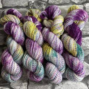 Handgefärbte Wolle Springtime – Tornado gefärbte Wolle kaufen