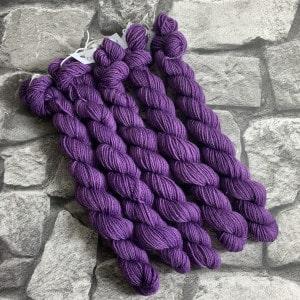 Handgefärbte Wolle Prima  –  Classic  –  Mini gefärbte Wolle kaufen