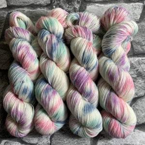 Handgefärbte Wolle Blaze Varies – Classic gefärbte Wolle kaufen