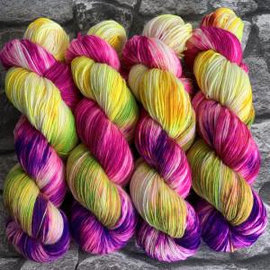 Handgefärbte Wolle Its my life – Classic gefärbte Wolle kaufen