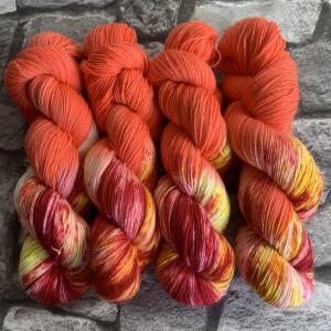 Handgefärbte Wolle New Mexico – Classic gefärbte Wolle kaufen
