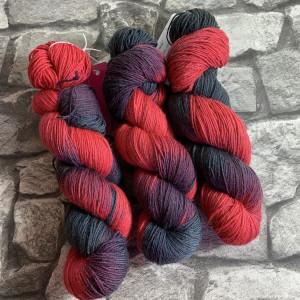 Handgefärbte Wolle Joker 500 – Classic gefärbte Wolle kaufen