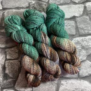 Handgefärbte Wolle Joker 100 – Tornado gefärbte Wolle kaufen