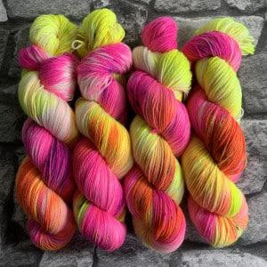 Handgefärbte Wolle Great 80s – Classic gefärbte Wolle kaufen