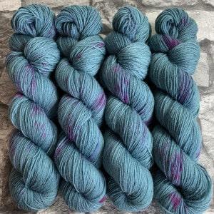 Handgefärbte Wolle Sporty Princess – Classic gefärbte Wolle kaufen