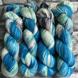 Handgefärbte Wolle Fishing for compliments – Classic gefärbte Wolle kaufen