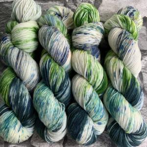 Handgefärbte Wolle Irish Pub – Classic gefärbte Wolle kaufen
