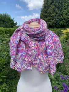 sunshower shawl by ambah obrien 3