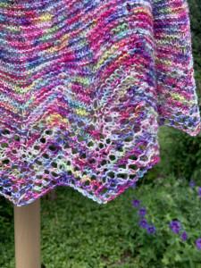 sunshower shawl by ambah obrien 4