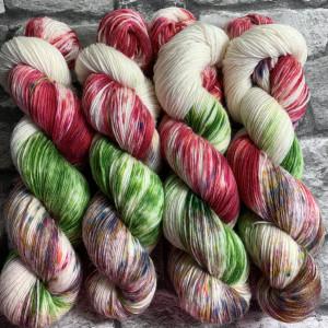 Handgefärbte Wolle Apple Tree – Classic gefärbte Wolle kaufen